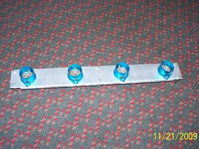 Tube rail