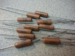 Dale resistors