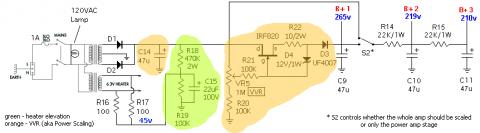 AX84 Firefly (rev 4) Power Supply