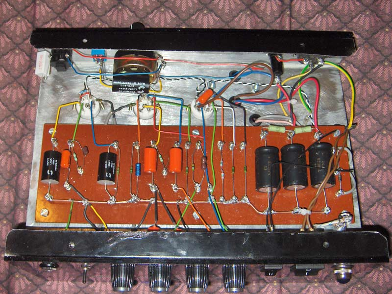 Amps Gt Ax84 Firefly Diy Fever Building My Own Guitars