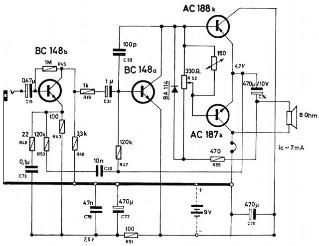 amps  u0026gt  deacy