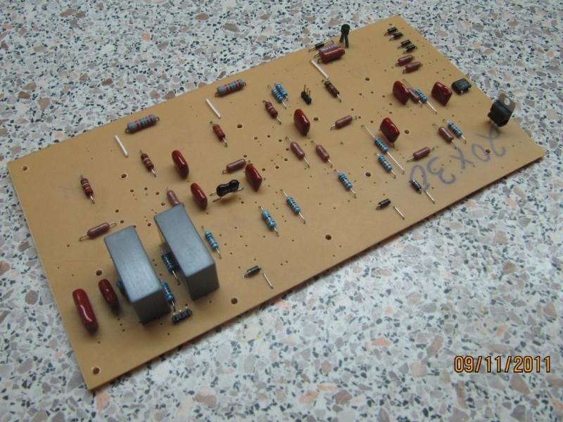Mesa Mark IIc+ Pre PCB | DIY Fever