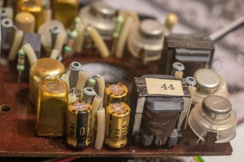 New capacitors