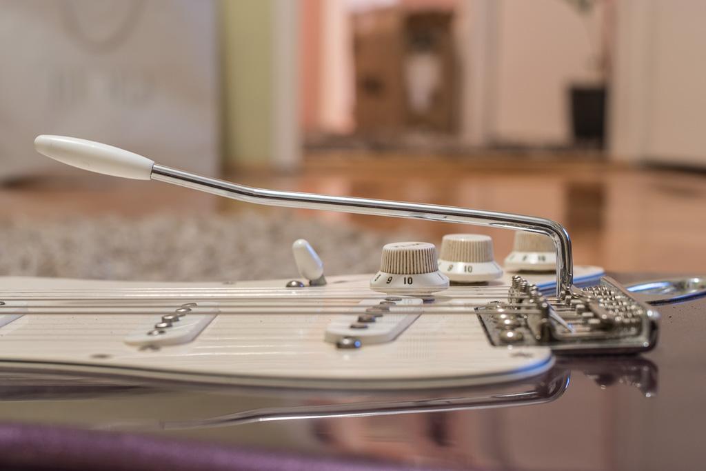 Squier Strat Upgrade | DIY Fever