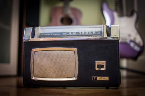 Toshiba 8TL-463S Radio