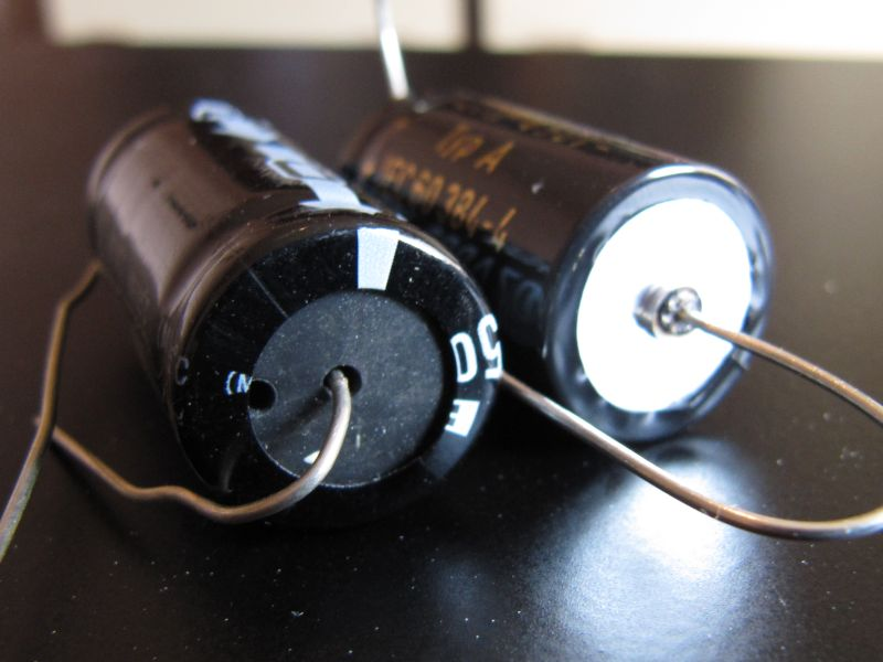 Fake Capacitors   DIY Fever