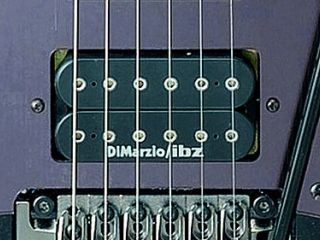 Ibanez RG2550RGK stock pickup alignment