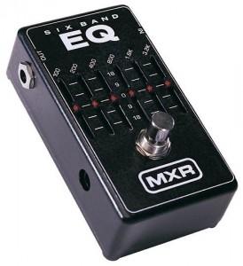 MXR 6 Band