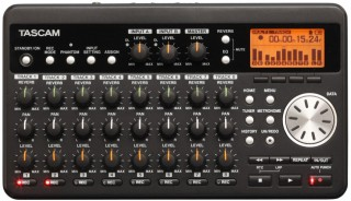 Tascam DP-008 Top